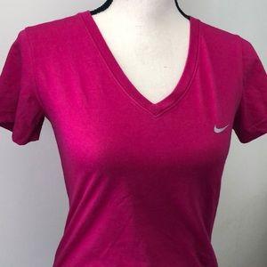 Nike Dri-Fit SlimFit Tshirt- S